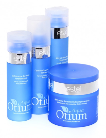 Серия продуктов для волос «Otium Aqua» от «Estel Professional»