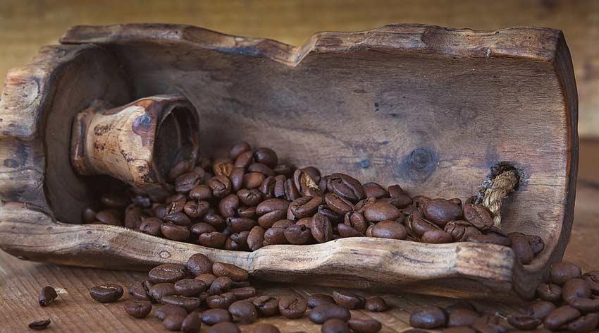 Мыло-скраб с добавлением кофе