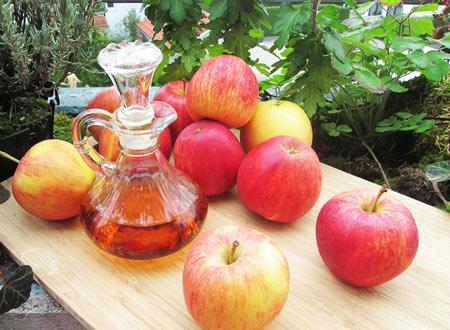 Рецепт – с яблочным уксусом