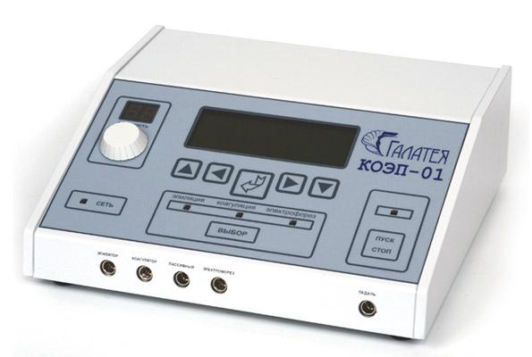 Российский электроэпилятор КОЭП-1