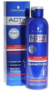 Шампунь Шварцкопф против выпадения волос