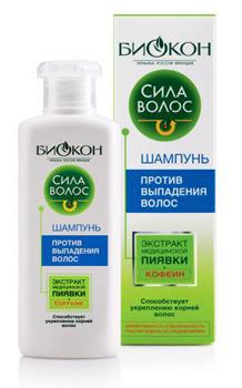 Биокон шампунь против выпадения волос