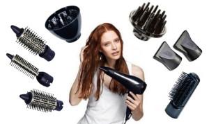 Как выбрать лучший фен для волос?