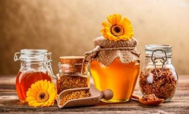 Мед и прополис от выпадения волос