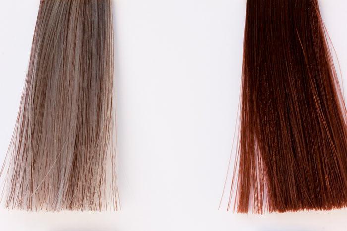 Корица и пепел - Модный цвет волос