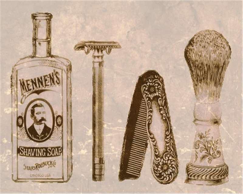 Барбершоп - парикмахерское искусство