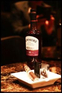 В барбершопе традиционно предлагают виски
