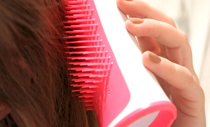 Расческа Tangle Teezer по уходу за волосами