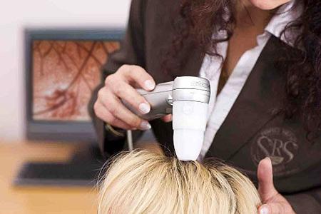 Физиопроцедуры для лечения волос