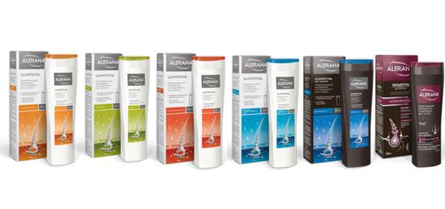 Как помогает шампунь Алерана против выпадения волос — отзывы