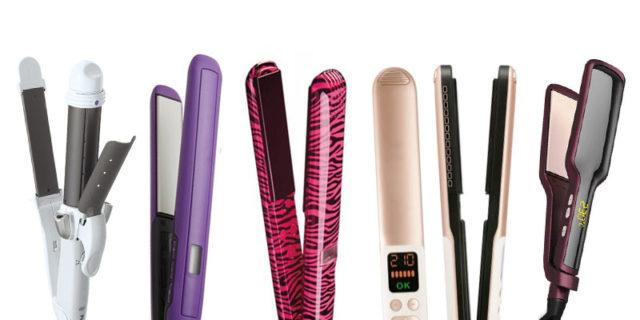 Как выбрать щипцы для выпрямления волос и завивки