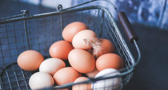 Какие использовать яйца для маски для волос