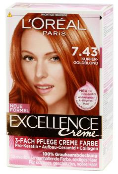 Краска для волос Excellence Creme