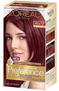 Краска для волос Preference