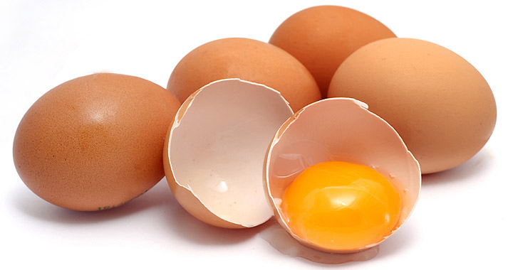Маска для волос с яйцом - в чем польза