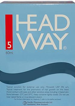 Препарат на основе миноксидила Headway