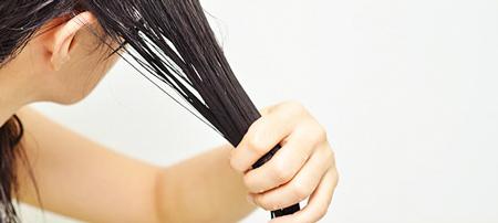 Спасение от чрезмерной жирности волос