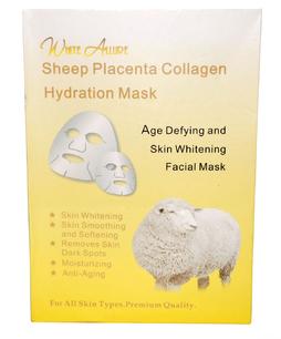 Плацентарно - коллагеновая маска
