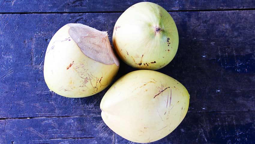 Уникальный состав кокосового масла