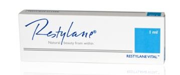 RestylaneVital – состоит из стабилизироанной