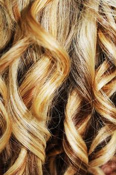 Карвинг волос — общие сведения, фото