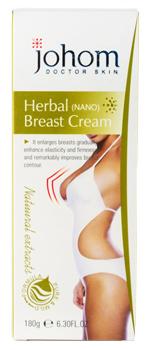 Крем Johom Herbal Breas
