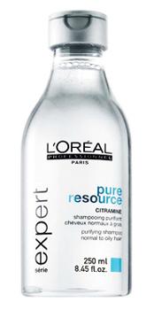 Очищающий шампунь Pure Resource
