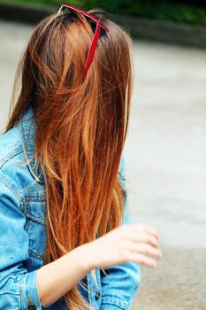 Применение касторки в уходе за волосами