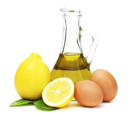 Витаминная маска для волос с оливковым маслом