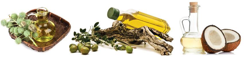 Базовые и эфирные масла