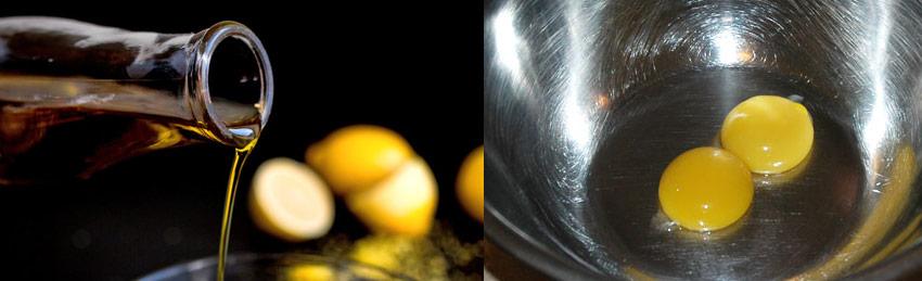 Оливковая маска для волос ускоряющая их рост