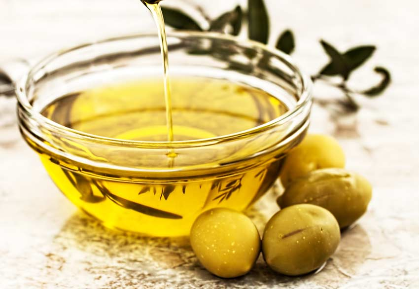 Оливковое масло от выпадения волос