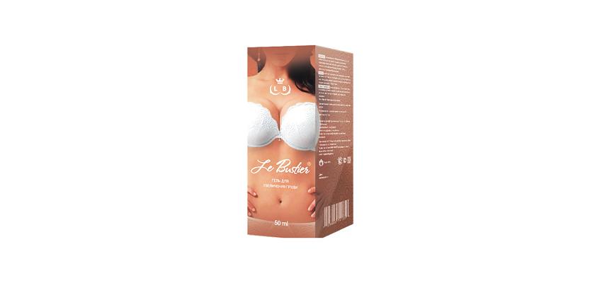 Гель Le Bustier - новый способ увеличения бюста: состав и реальные отзывы покупателей