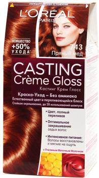Краска для волос Лореаль Кастинг крем глосс