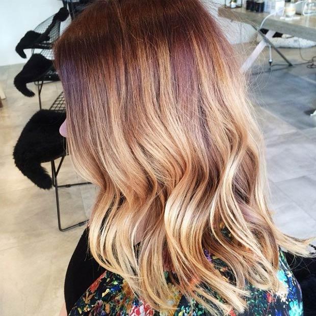 Модные волосы летом 2016