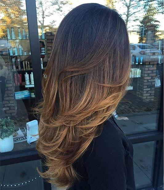 Модный цвет волос летом 2016 фото