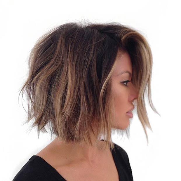 Модный цвет волос лета фото