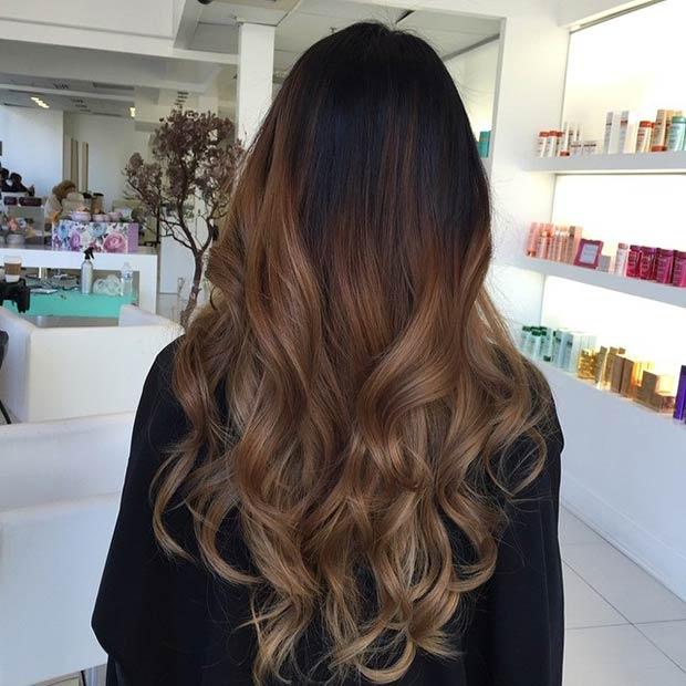 Модный цвет волос летом 2016: