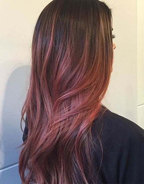 Фото: цвет волос лета 2016