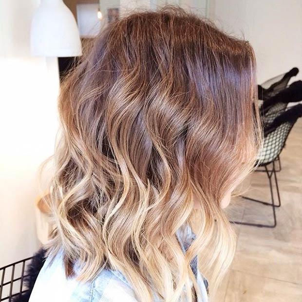 Модные волосы летом