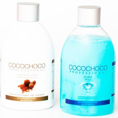 Cocoсhoco кератиновое выпрямление