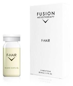 Коктейли для мезотерапии волос F-HAIR