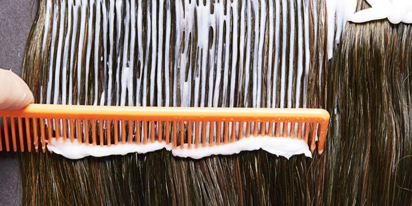 Мелирование волос в домашних условиях расческой