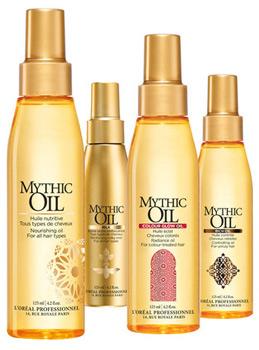 Натуральное мультифункциональное масло Mythic Oil