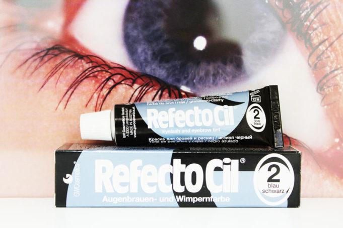 Почему краска для бровей и ресниц Refectocil считается одной из лучших