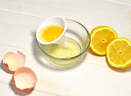 маска из лимонного сока