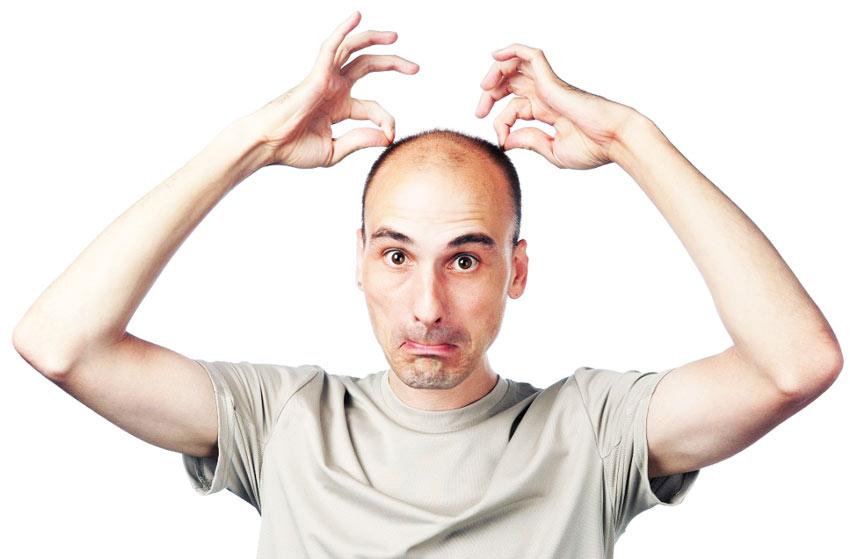 Витамины при диффузном выпадении волос