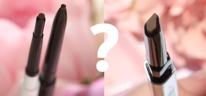 Как правильно выбрать карандаш для бровей - отзывы о применении