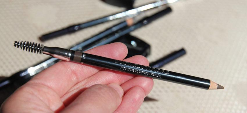 Фото: Карандаш для бровей Eyebrow Pencil Powder (от Диор)