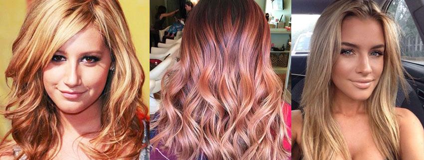 Идеи окрашивания волос в светлые тона